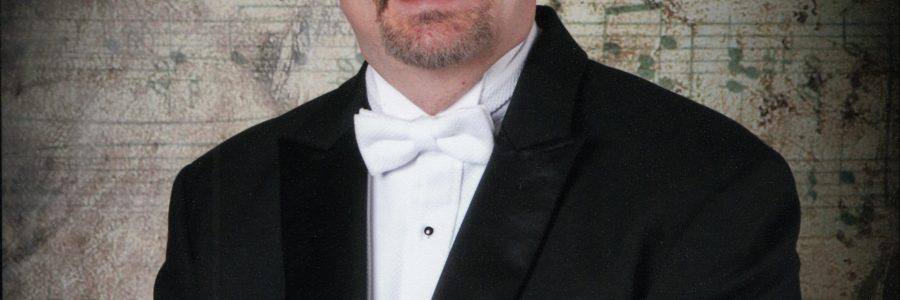 Dougles Akey, 2017 AIJB Guest Conductor